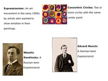 Munch & Kandinsky Expressionism PowerPoint