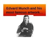 "Munch and ""The Scream"""