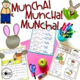 Spring Activities- Muncha Muncha Muncha: Interactive Read-Aloud Lesson Plans