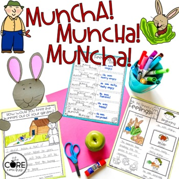 Spring Activities- Muncha Muncha Muncha: Interactive Read-Aloud Lesson Plans
