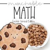 Munchable Math:  Cookie Cereal Edition