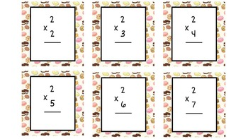 Munchin' Multiplication:  Timed Quizzes and Achievement Tracker