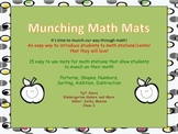 Munching Math Mats