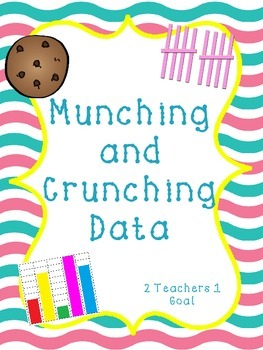 Munching and Crunching Data: Bar Graphs, Line Plots, and Pictographs