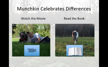 Munchkin Celebrates Differences: eBook and Video