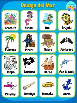 Mundo Marino Spanish