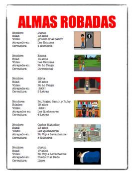 Mundos Mezclados- A Señor Wooly Themed BreakoutEDU game