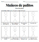 Muñeco de palitos: Descripciones del aspecto físico (Physi