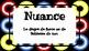 Mur de mots-Nuance (Dynamics)