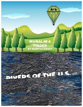 Mural-in-a-Folder: Rivers of the U.S.