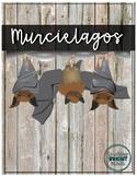 Murcielagos Bat Informationational Text Unit Bilingual/Spa