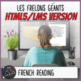 Murder Hornets - reading for French learners - LMS/HTML5 v