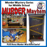Murder Mayhem - Triple Murder Bundle (20% savings)