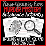 Murder Mystery Inference Activity 2