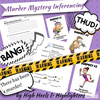 Murder Mystery Inferencing