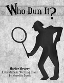Murder Mystery Literature & Writing Course
