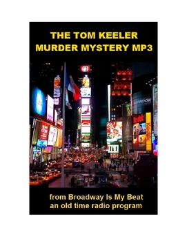 Murder Mystery mp3 - The Tom Keeler Murder Case