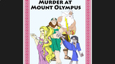 Murder on Mount Olympus: A Mythological Murder Mystery Party Kit
