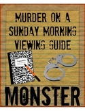 Murder on a Sunday Morning Viewing Guide (Monster by Walter Dean Myers)