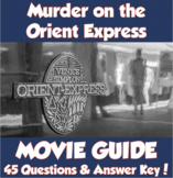 Murder on the Orient Express Movie Guide (2017) Character Guide Included!