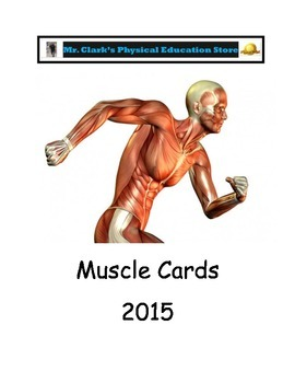 PE Muscle Cards