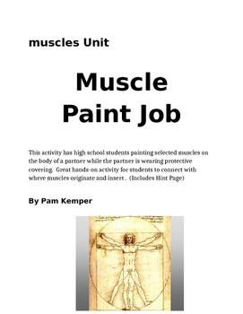Muscle Paint Job