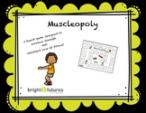 Muscleopoly (Muscle Fitness Board Game)