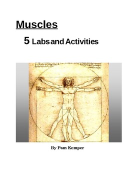 Muscles - Labs and Activities