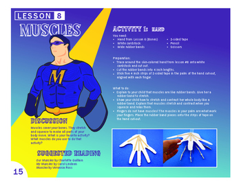 Muscles Lesson Plan