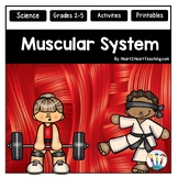 Human Body Systems: Muscular System Activity Pack with Leveled Passages