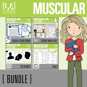 Muscular System Bundle