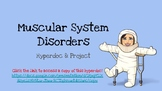 Muscular System Diseases and Disorders Hyperdoc/Project