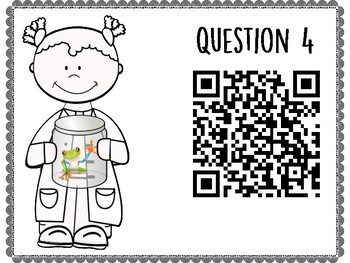 Muscular System QR Code Hunt
