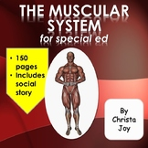 Muscular System Unit for Special Education