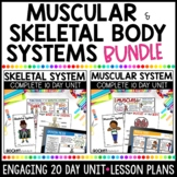 Muscular and Skeletal Systems MONEY SAVING BUNDLE