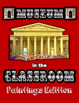 Museum Art for Classroom / Flashcards