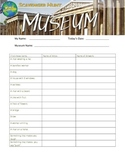 Museum Scavenger Hunt