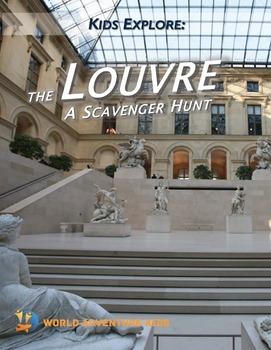 Kids Explore The Louvre