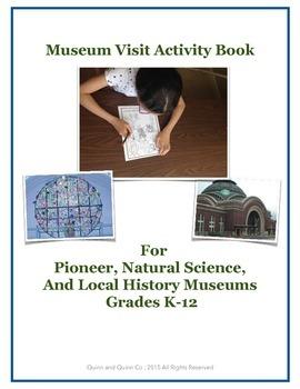 Museum Visit Activity Book