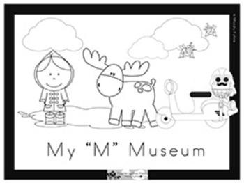 Museum of M Mini book