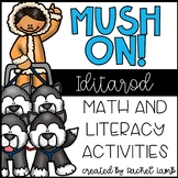 Sled Dog Race ELA and Math Class Activities