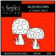 Mushrooms Clipart {A Hughes Design}