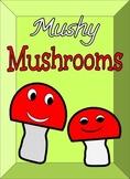 Mushy Mushrooms Numbers 0 - 20