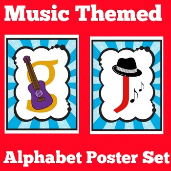 MUSIC CLASS POSTERS