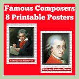 Music Classroom Decor   Elementary Music Posters   Bulletin Board