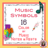 Music Coloring Pages: Music Activities for Music in Our Sc