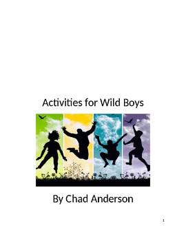 Music Activities for Wild Boys