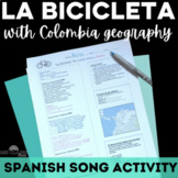 Music Activity: La Bicicleta (with Colombia)