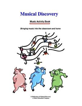 Music Activity Book for Classroom Teachers: K - 2nd