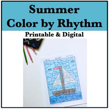 Summer Colour by Rhythm (3 Unique Designs)!